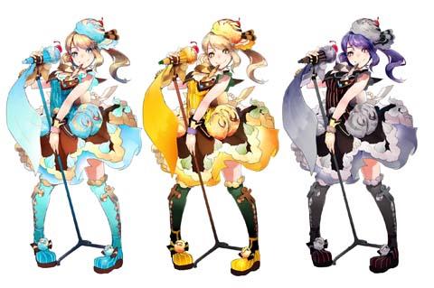 the 7 arts